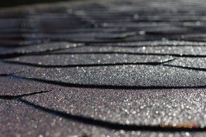 roof shingle damage