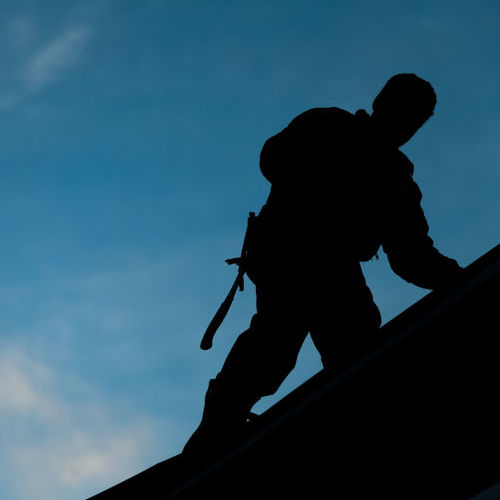 Roof Inspection by Qualified Roofer
