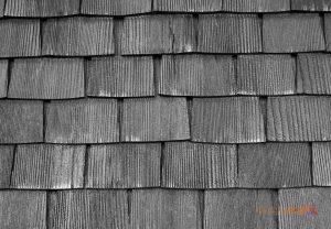 Synthetic Wood Shingles