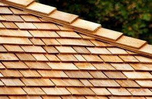 Wood Shingle Installation